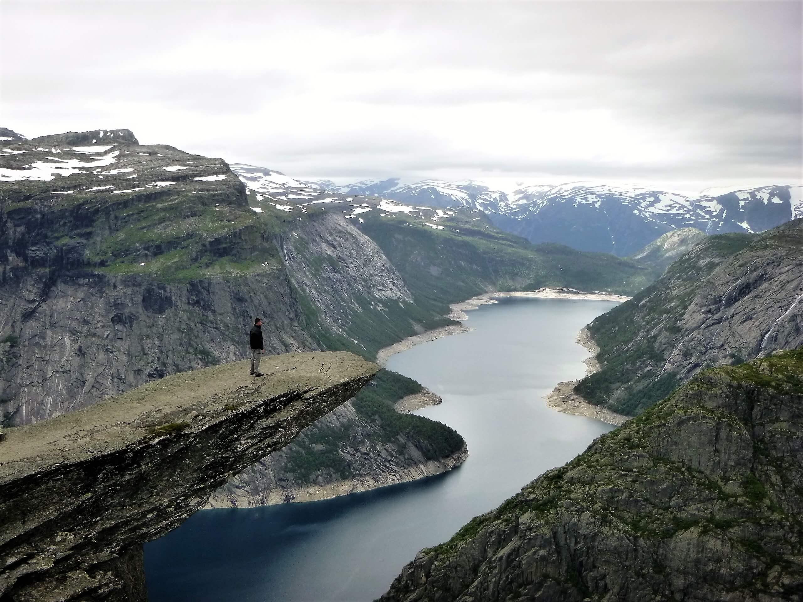 Trolltunga - Noruega
