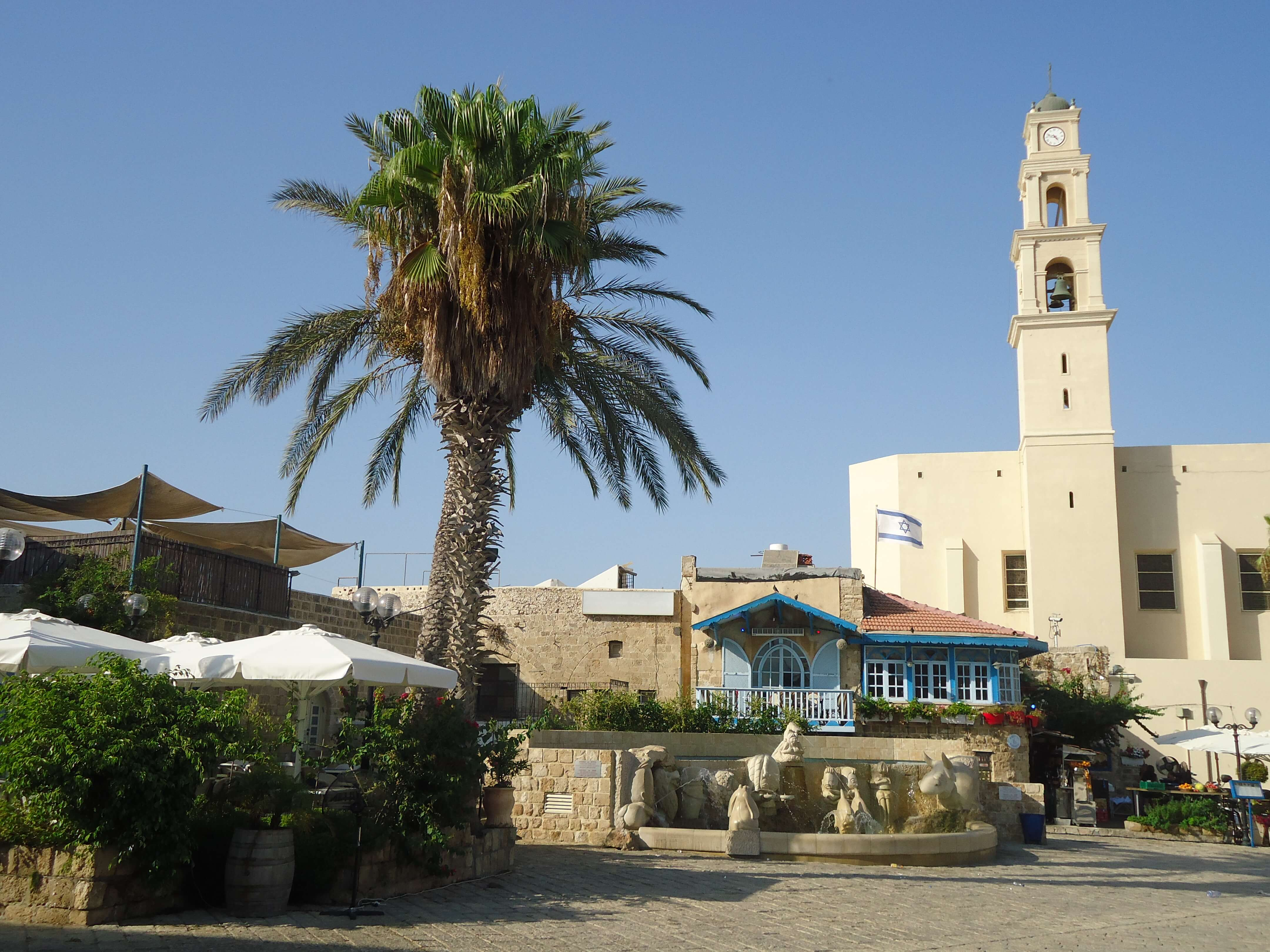 Fonte dos Desejos - Jaffa