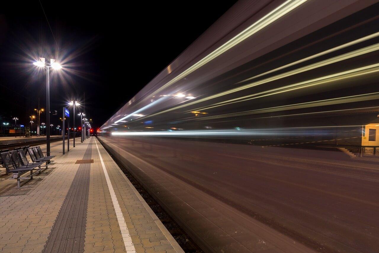 Trem noturno