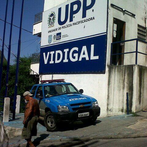 A Unidade Polícia Pacificadora no Vidigal