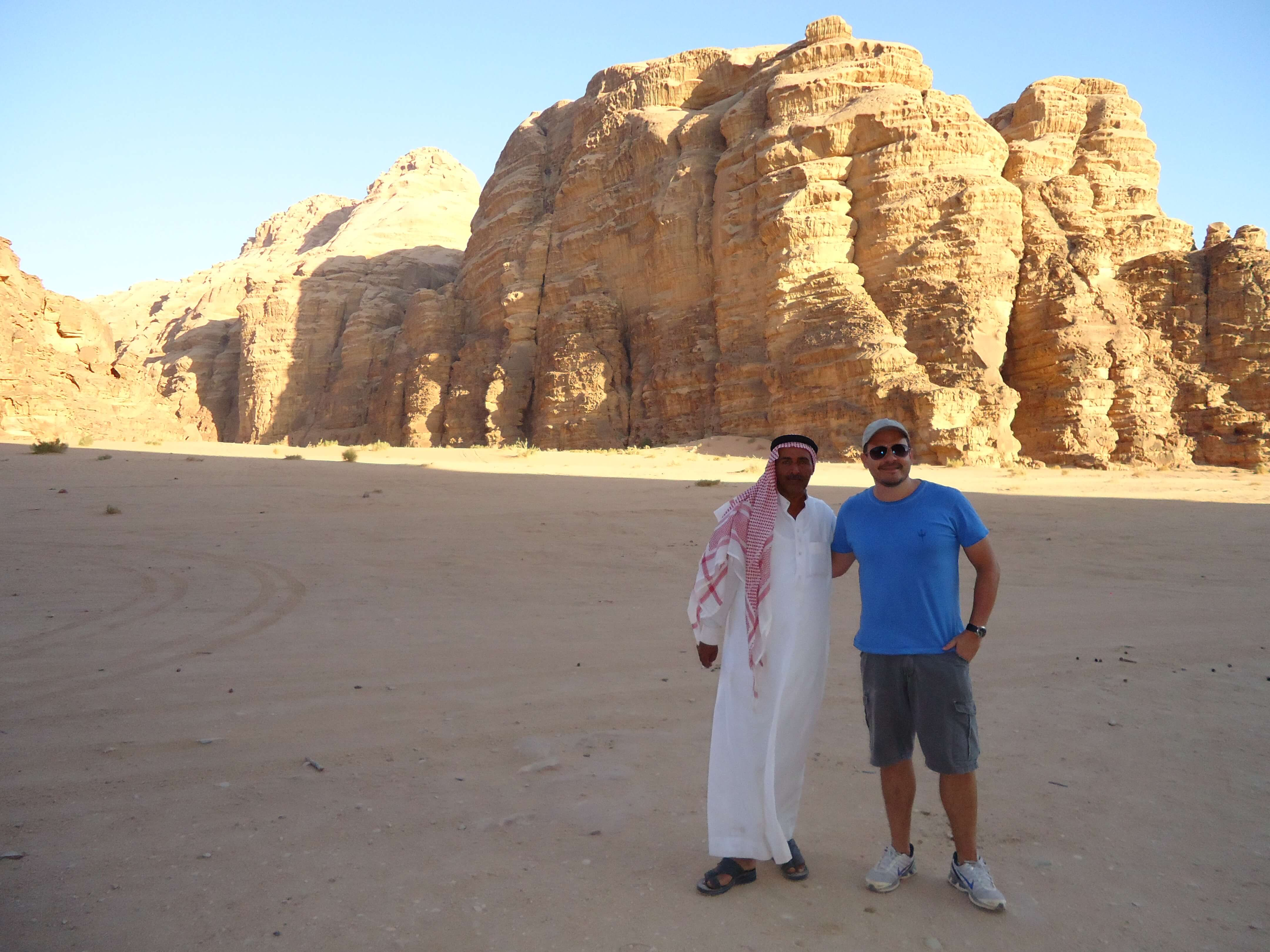 Relatos de viagem: Wadi Rum