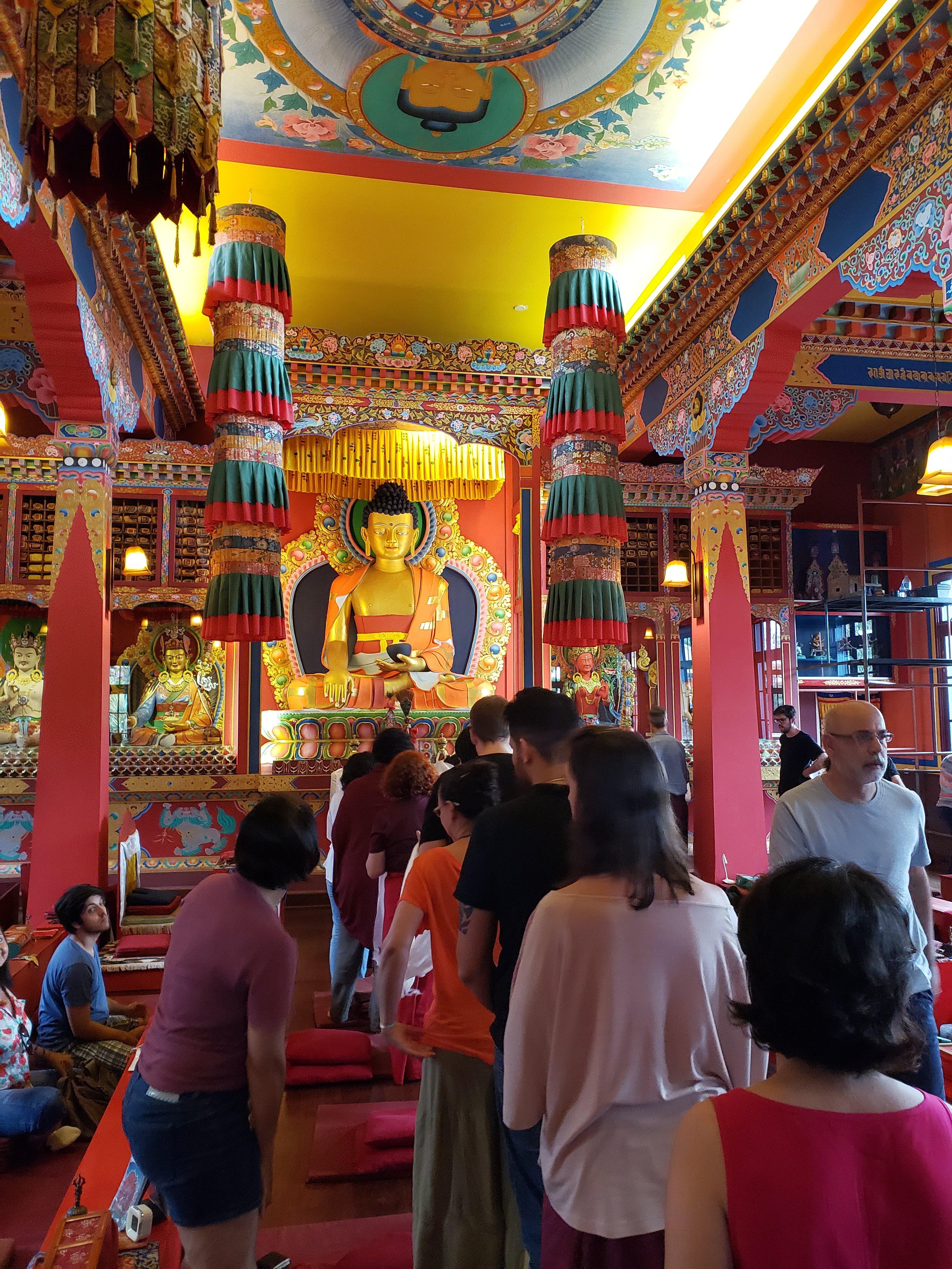 Templo Budista em Cotia