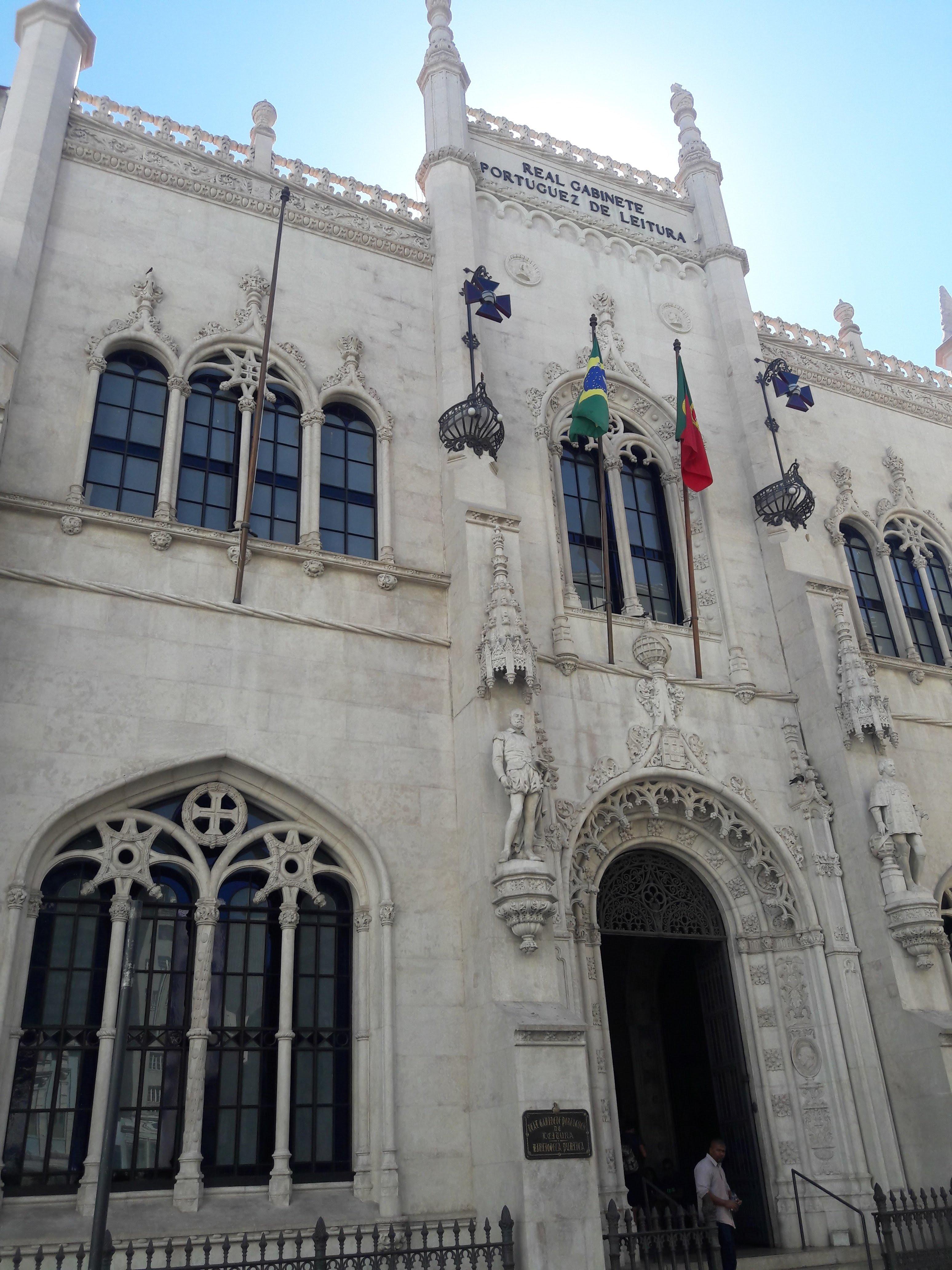 Biblioteca no Rio de Janeiro