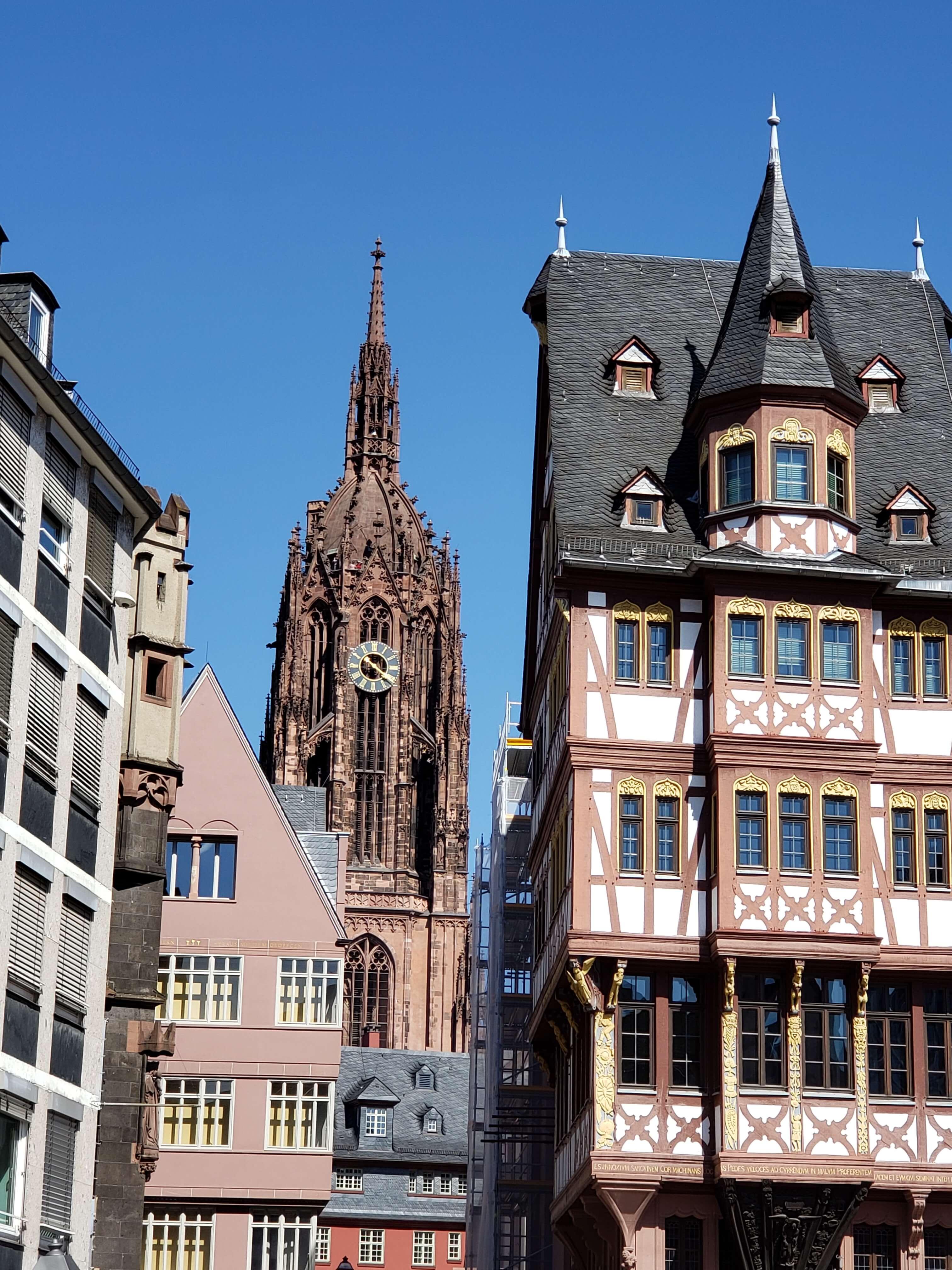 Cidade Antiga de Frankfurt
