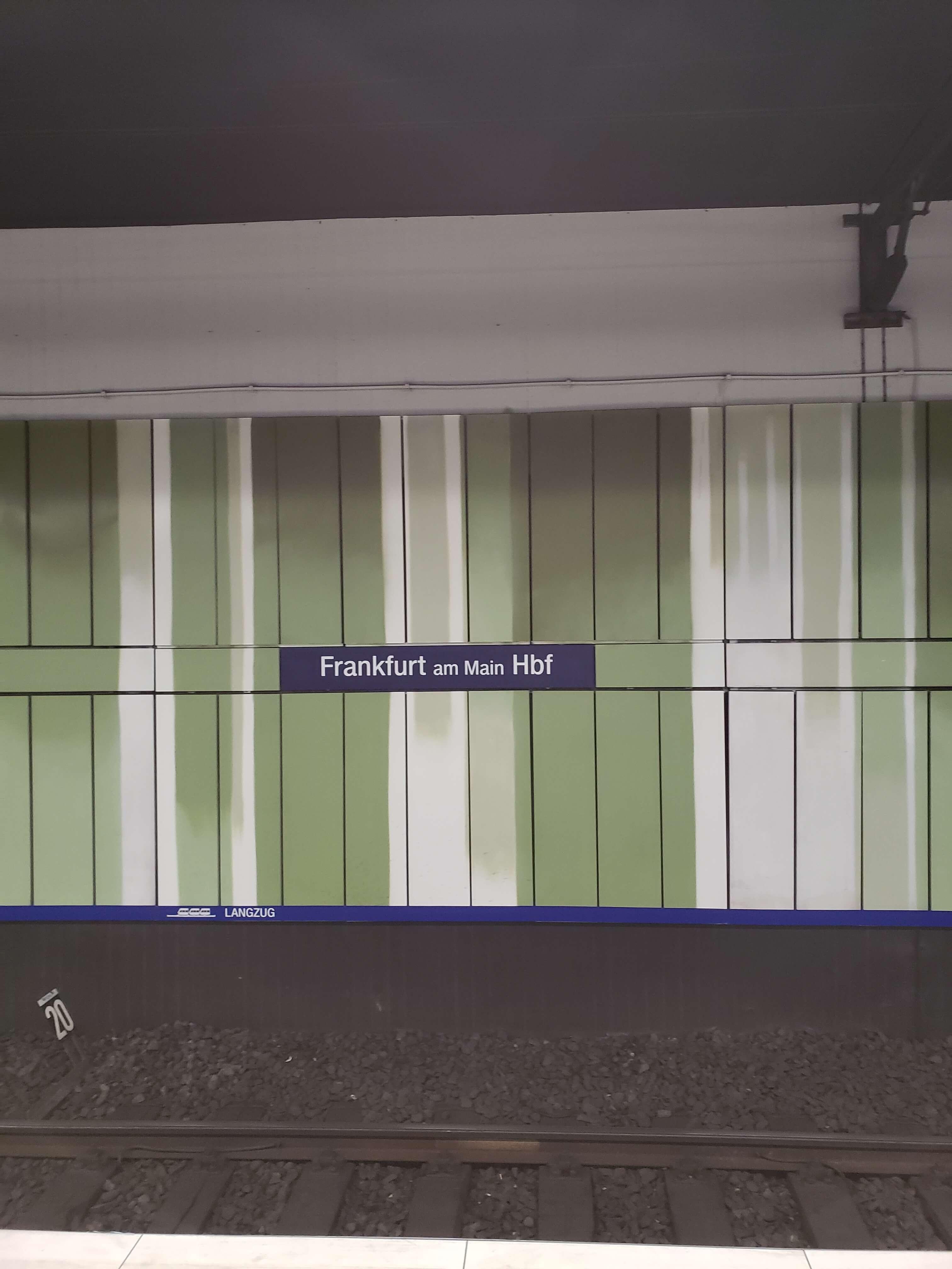 Matrô Frankfurt