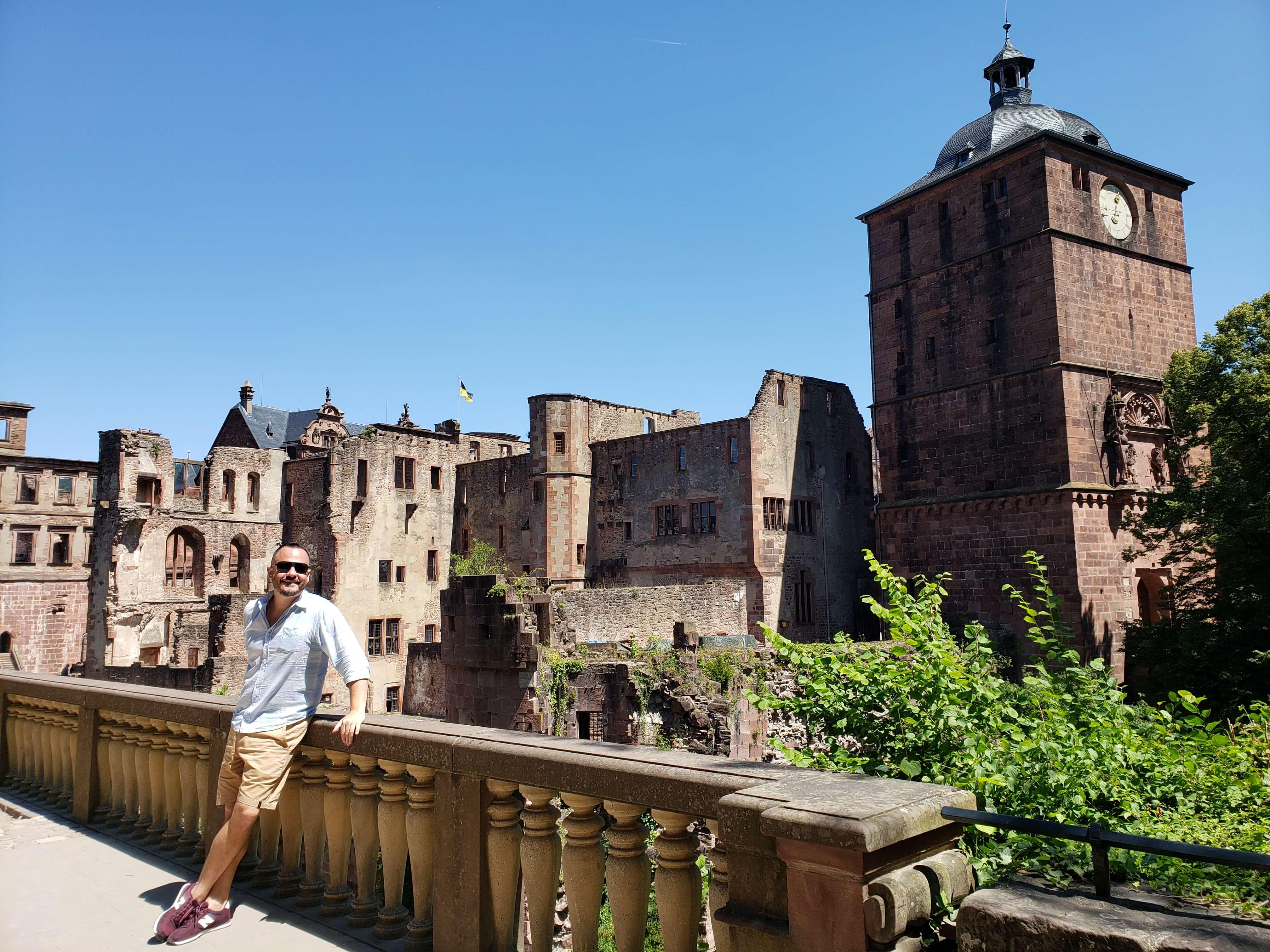 Ruínas castelo