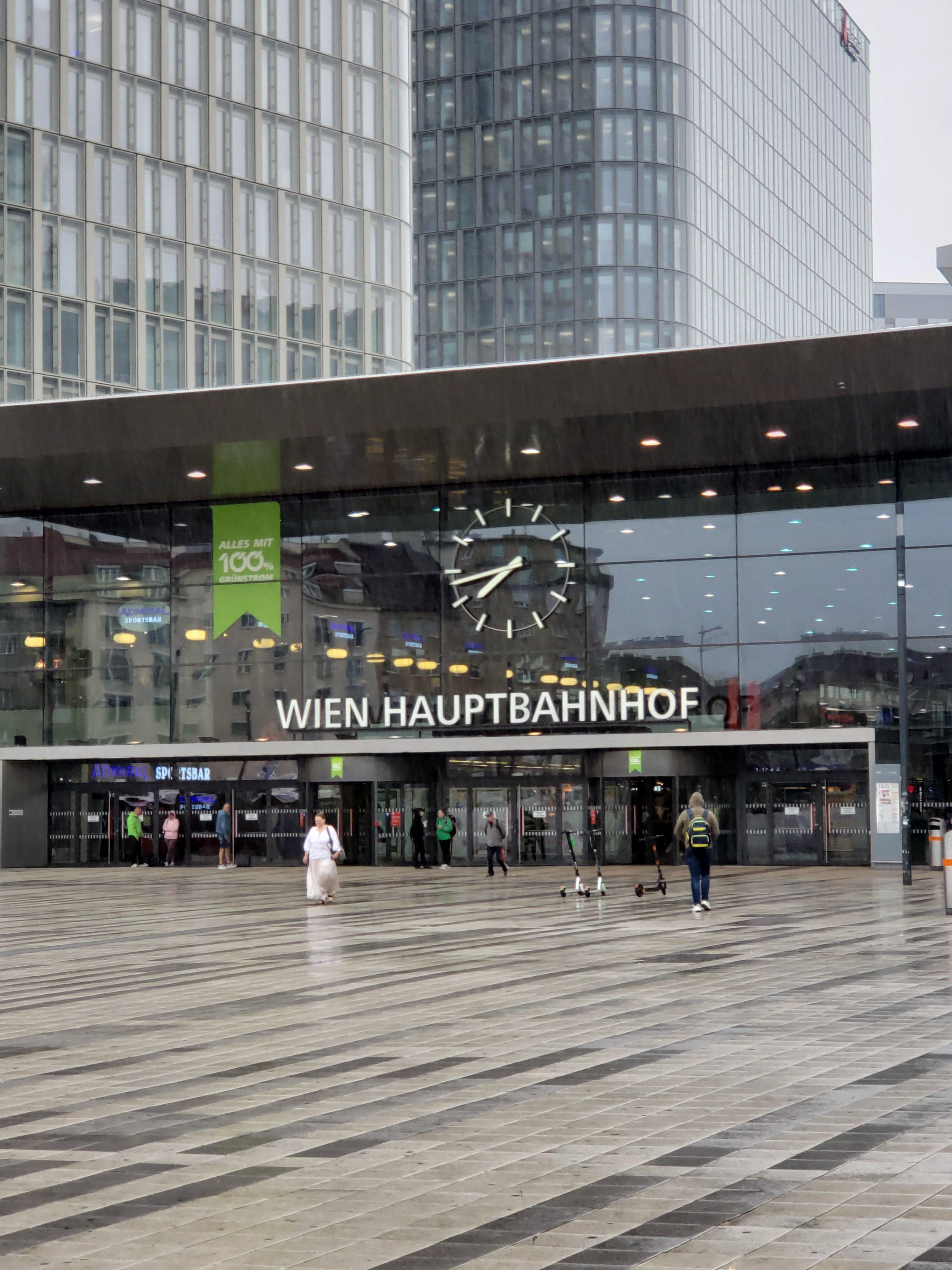 Estação Central de Viena