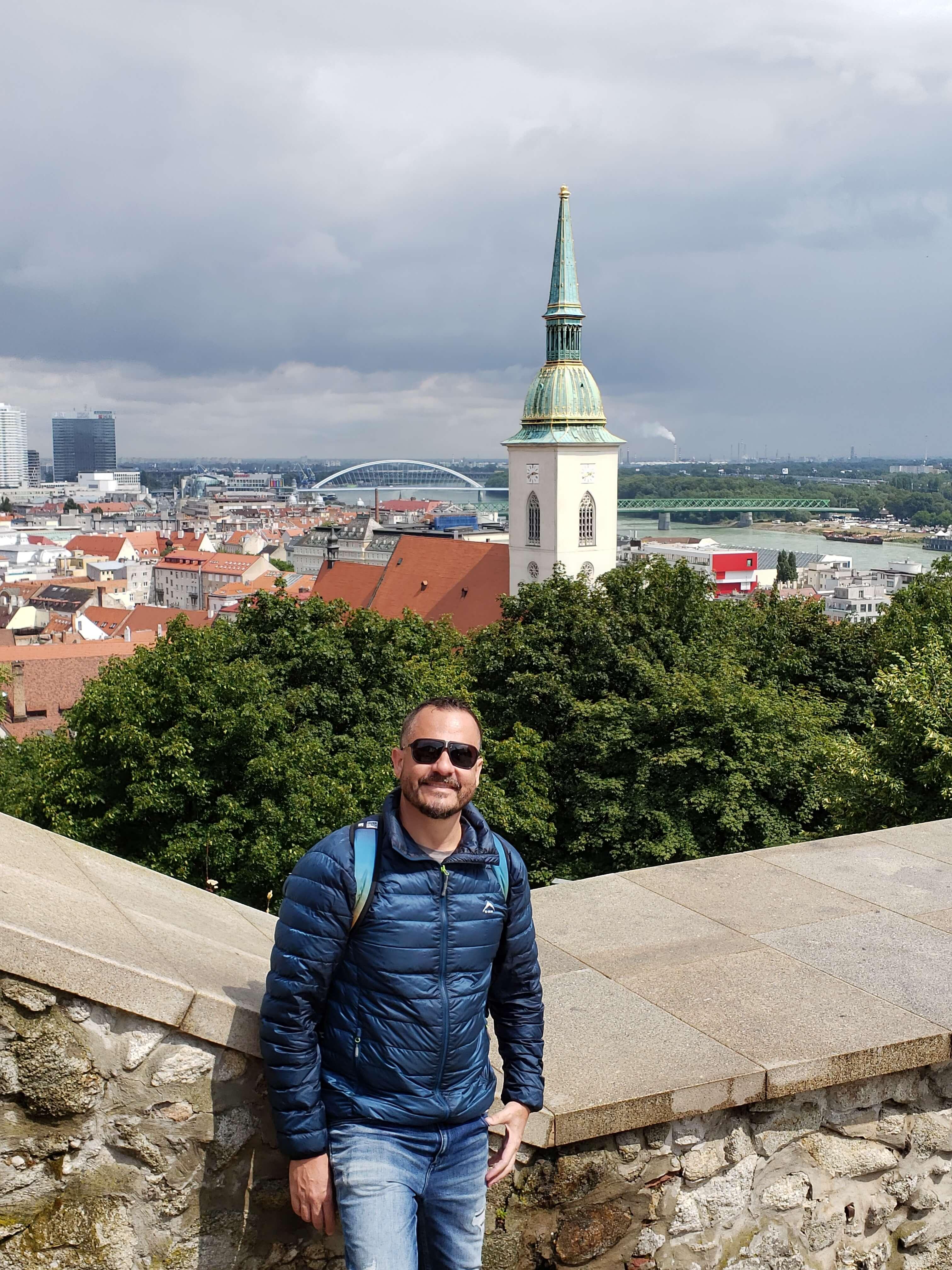 Panorama de Bratislava