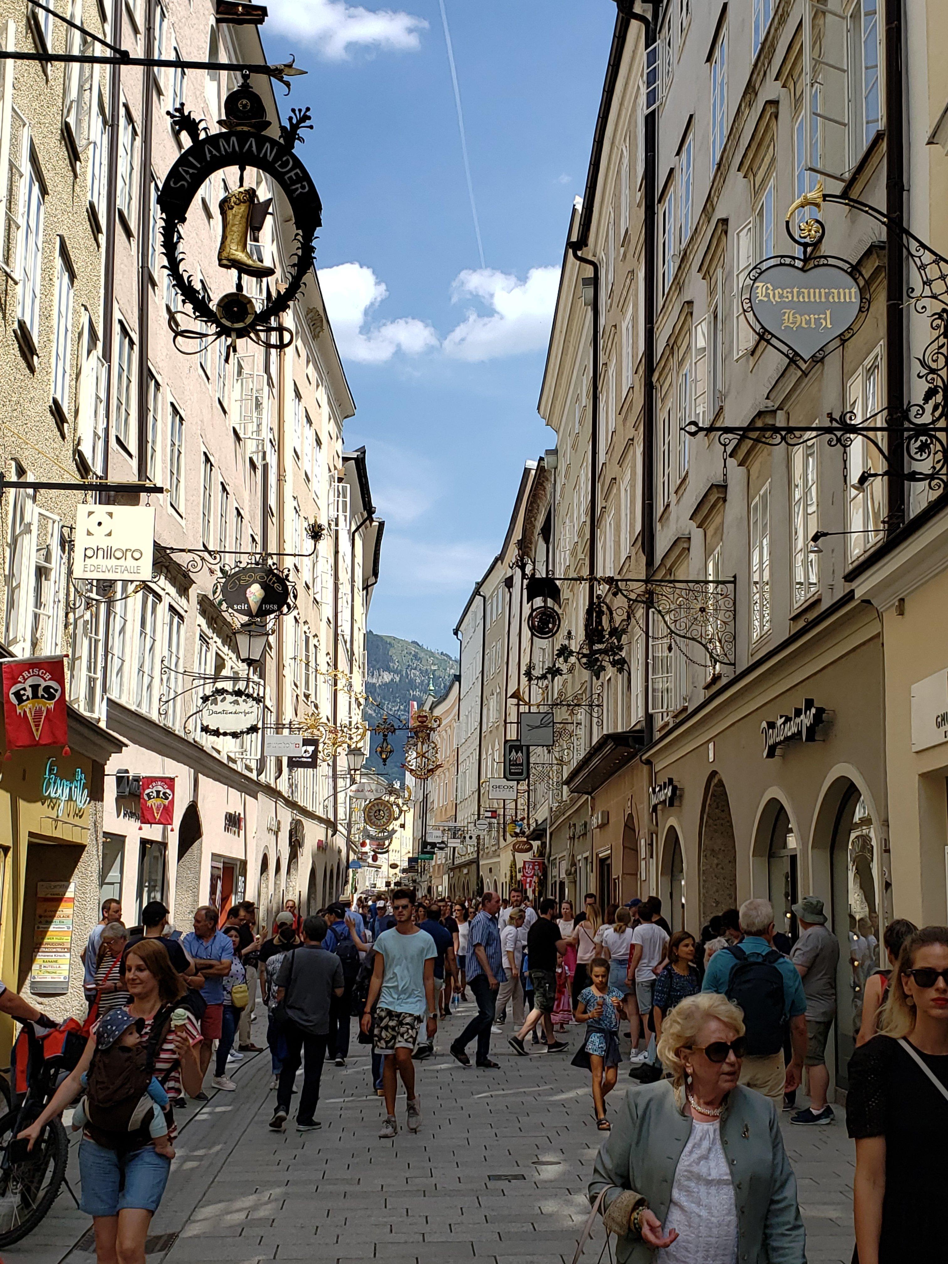 Roteiro Europa Central