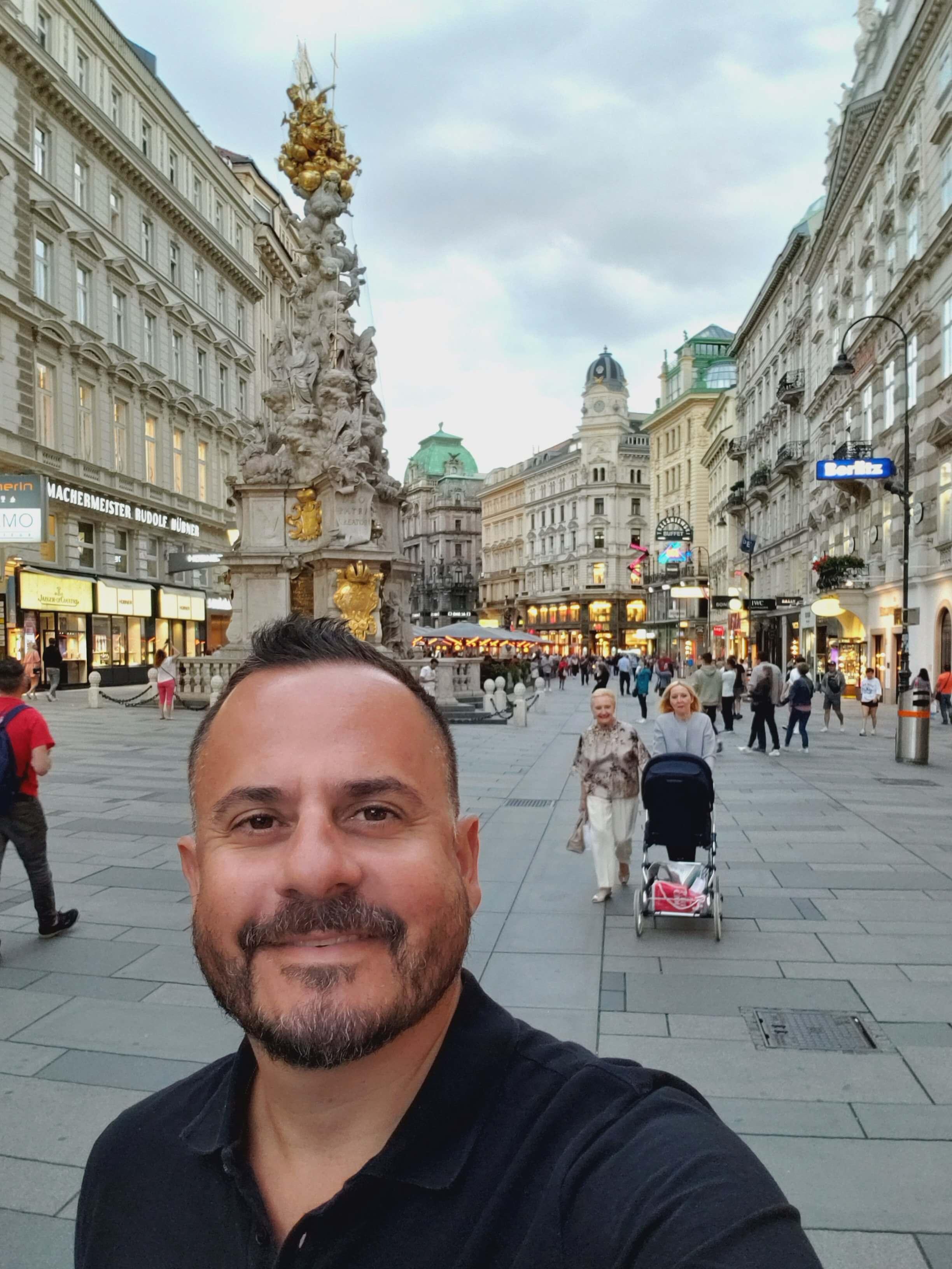 Ruas de Viena