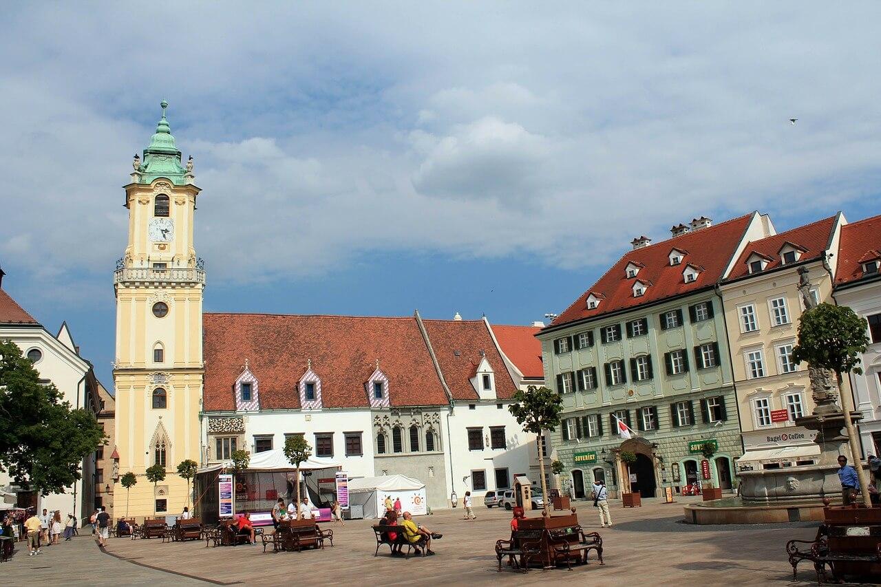 Town Hall Bratislava