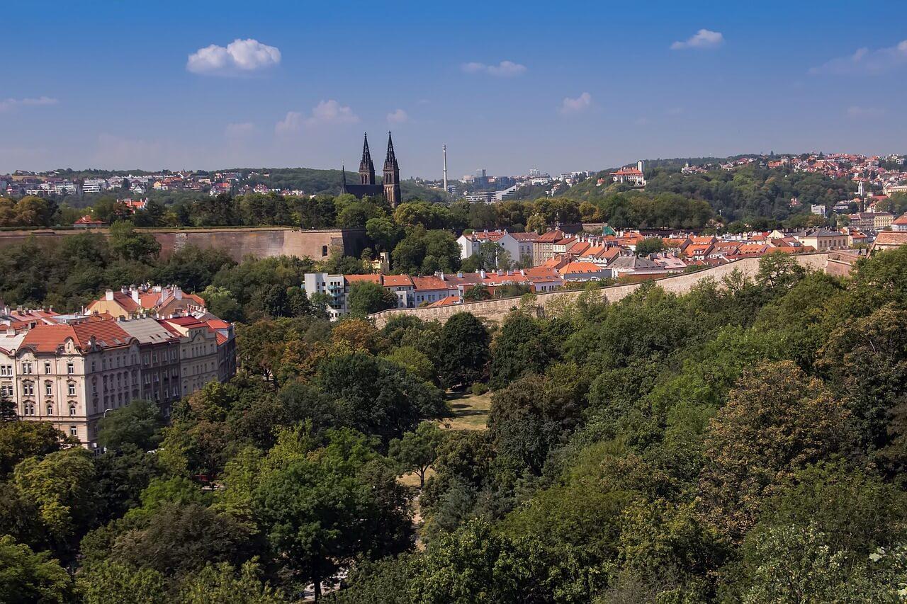 Vysehrad Praga