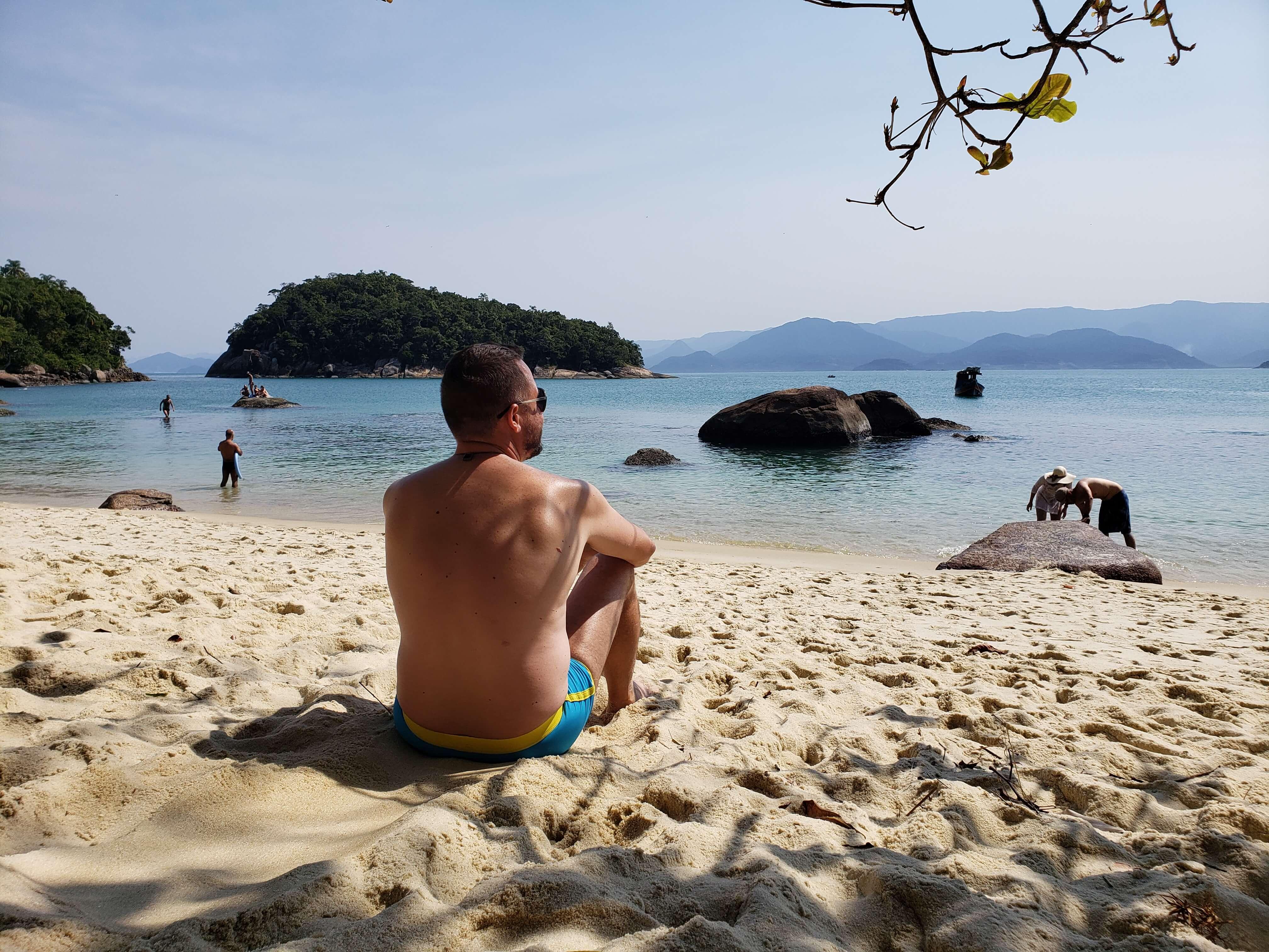 Praias da Ilha das Couves