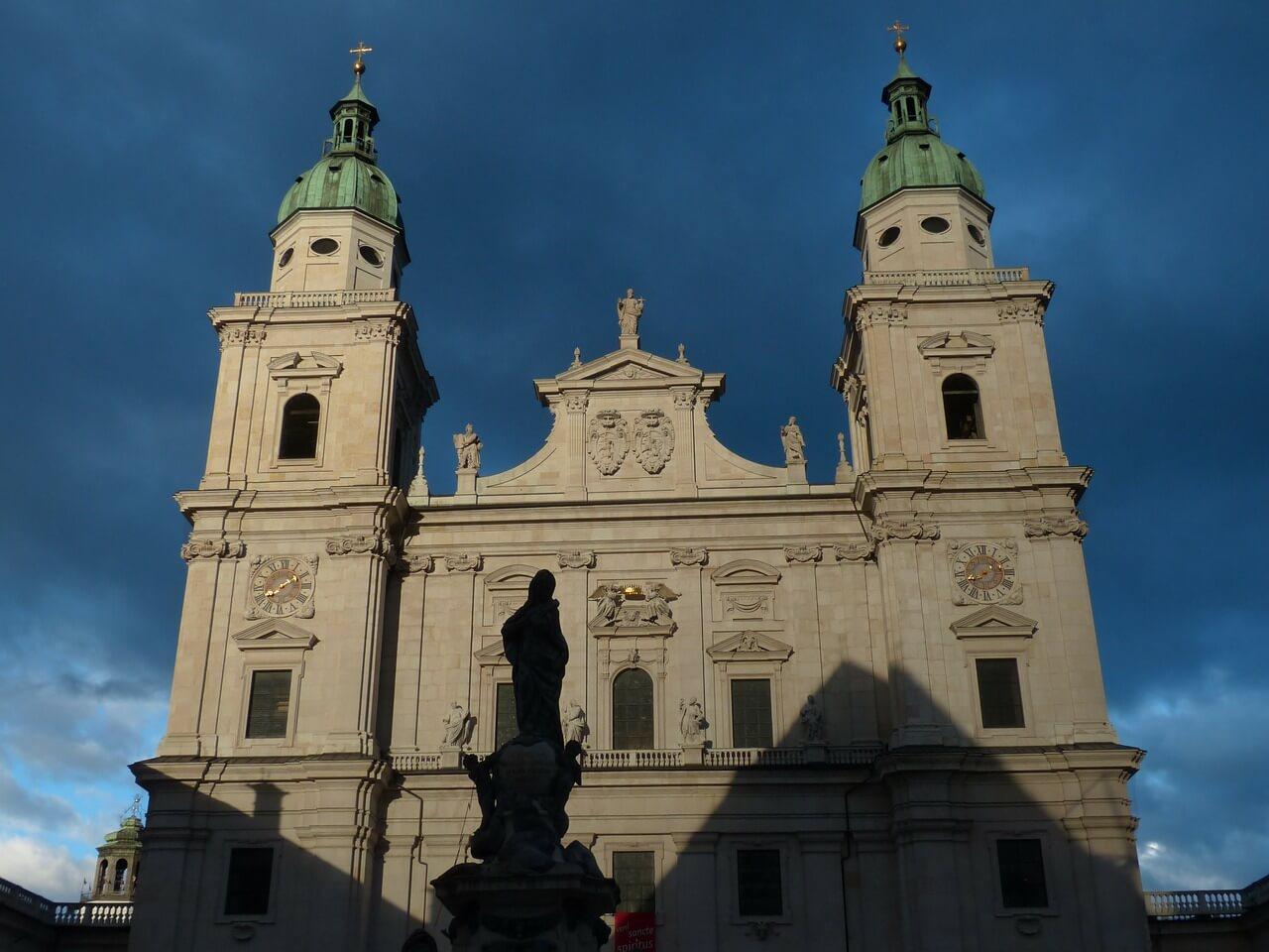 Catedral de Salzburgo