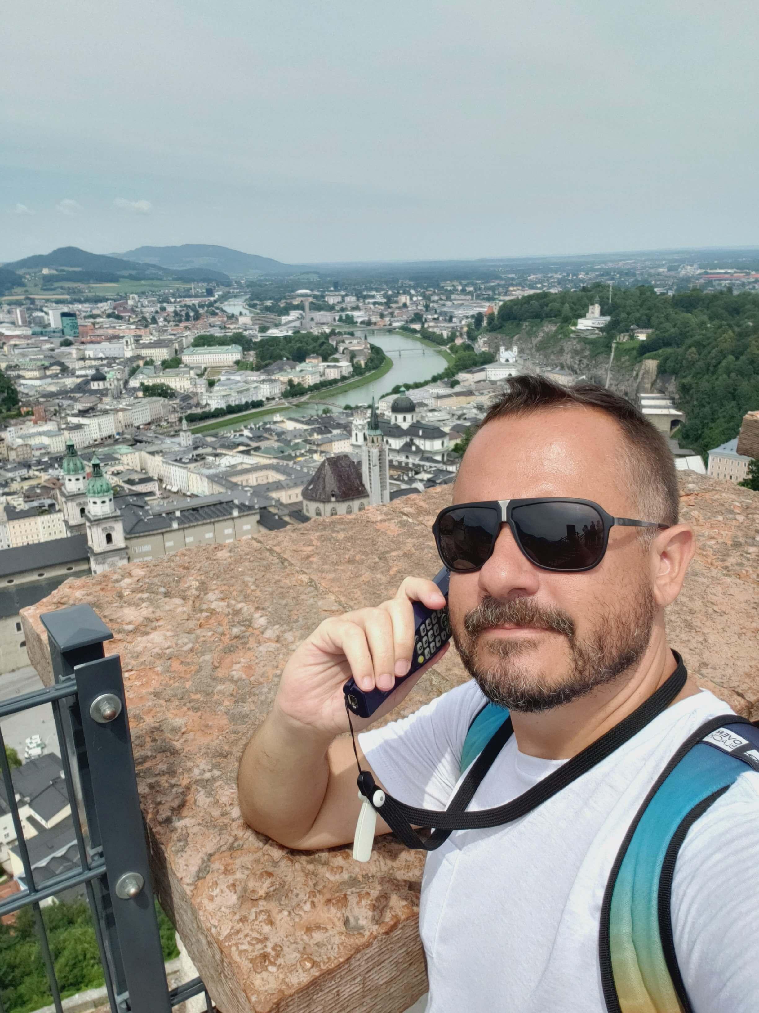 Fortaleza Salzburgo