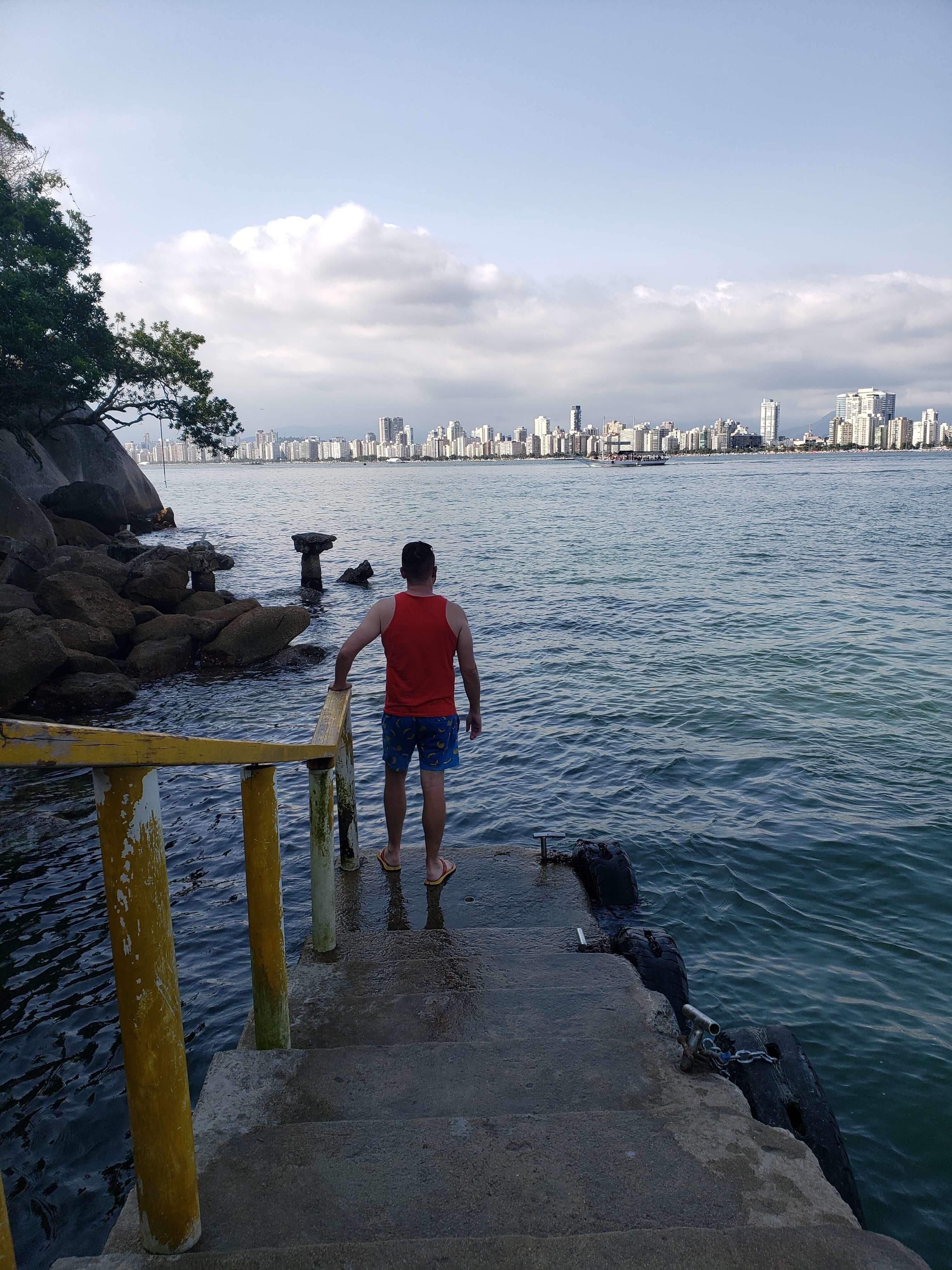 Orla de Santos