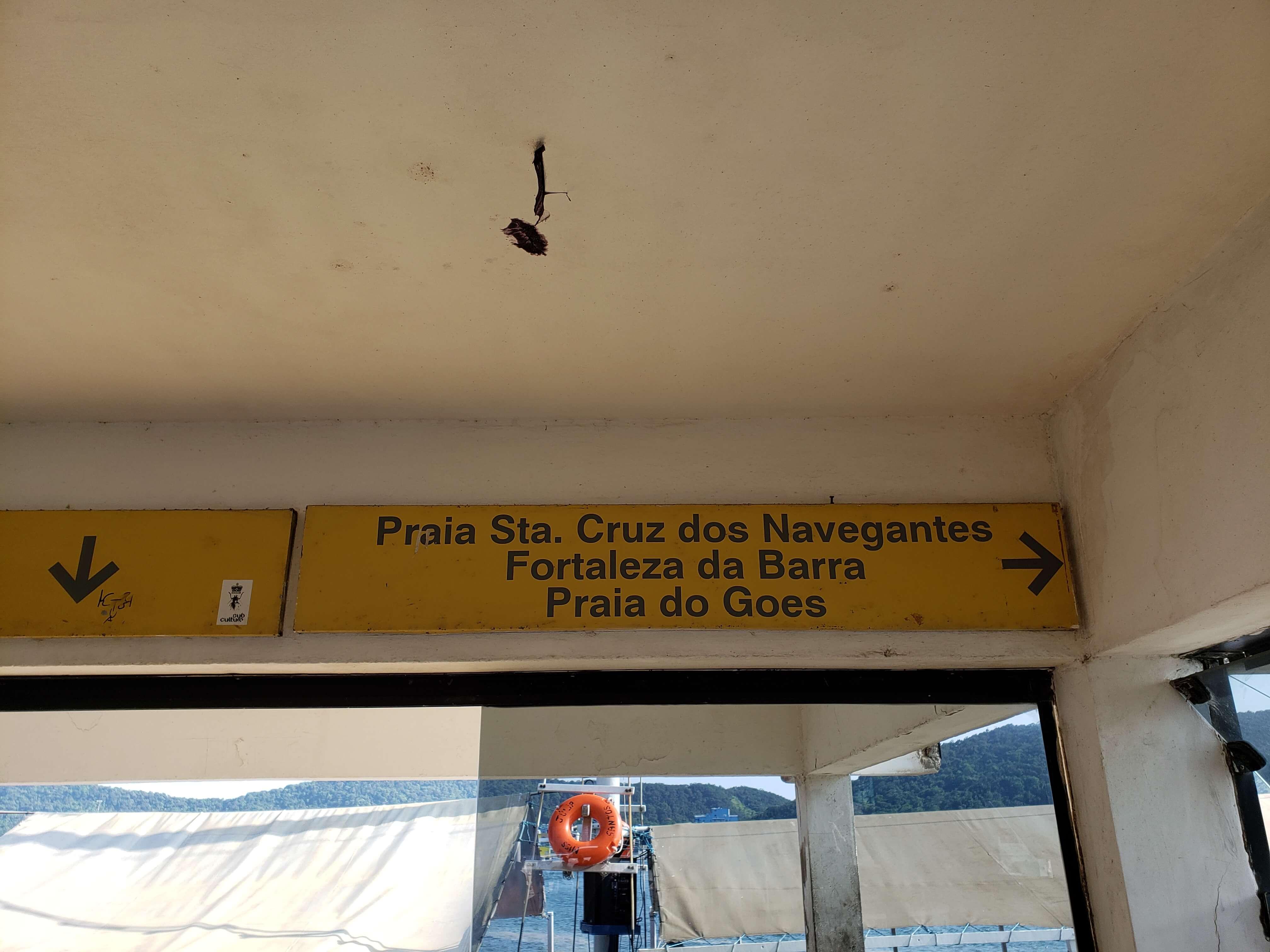 Indicação Praia do Góes