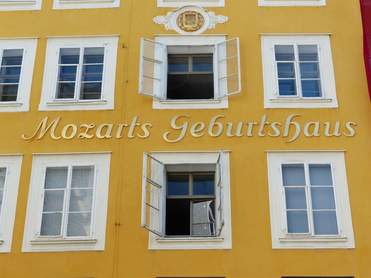 Mozart Geburthaus